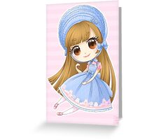 Sweet Lolita - Angelic Pretty Memorial Cake Greeting Card
