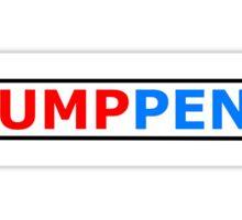 Donald Trump Mike Pence President 2016 Sticker