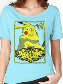 How To Draw Really Good Pikachu Women's Relaxed Fit T-Shirt