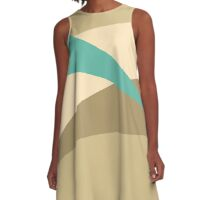 The Explorer A-Line Dress