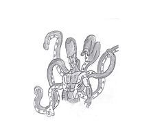 Octo-Squid by egi152003