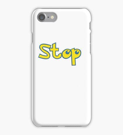 Pokemon Stop iPhone Case/Skin