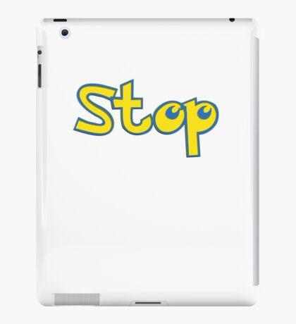 Pokemon Stop iPad Case/Skin