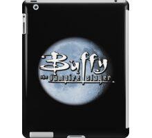 Buffy logo iPad Case/Skin