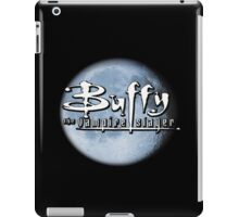 Buffy logo iPad Case/Skin