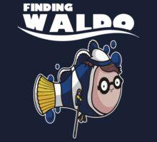 Finding Waldo One Piece - Short Sleeve