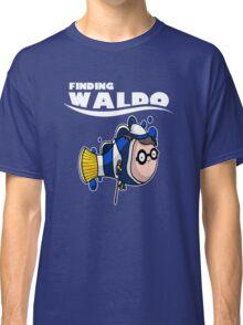 Finding Waldo Classic T-Shirt