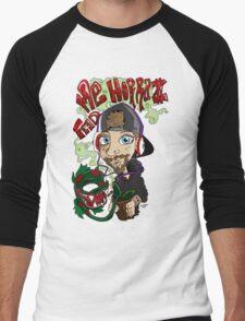 Feed Me Horraz Men's Baseball ¾ T-Shirt