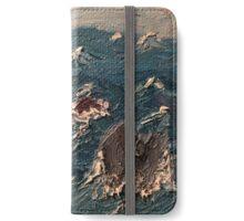 Rocks in the Ocean iPhone Wallet/Case/Skin