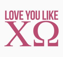 love you like XO by lordofthefries