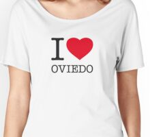I ♥ OVIEDO Women's Relaxed Fit T-Shirt