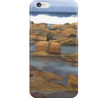Merewether Rock Platform iPhone Case/Skin