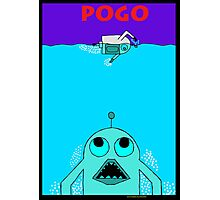 Pogo He was the First Photographic Print