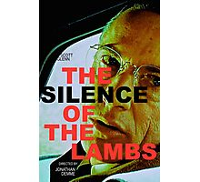 THE SILENCE OF THE LAMBS 3 Photographic Print