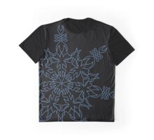 Celtic Snowflake Graphic T-Shirt