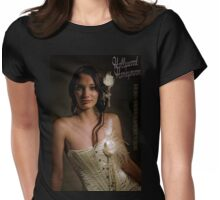 Hollywood Honeymoon Bride / Hens Nights Womens Fitted T-Shirt