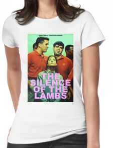 THE SILENCE OF THE LAMBS 2 Womens Fitted T-Shirt