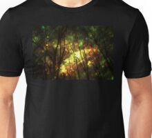 Fantasy Starry Forest 2 Unisex T-Shirt