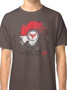 Pokemon Team Valor Gear - Best Online Design Classic T-Shirt