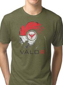 Pokemon Team Valor Gear - Best Online Design Tri-blend T-Shirt