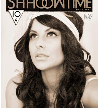 ShhowTime Magazine Sticker