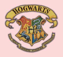 Harry Potter Hogwarts Case Kids Clothes