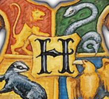 Harry Potter Hogwarts Case Sticker