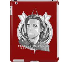 Baltar For President iPad Case/Skin