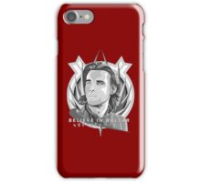 Baltar For President iPhone Case/Skin