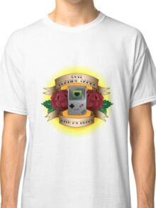 Quit Playing Games With My Heart Classic T-Shirt