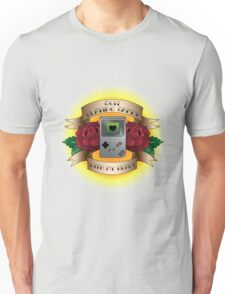 Quit Playing Games With My Heart Unisex T-Shirt