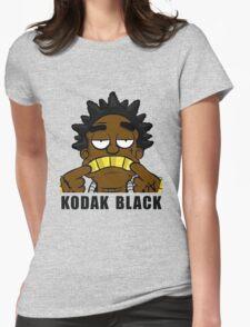 kodak black  Womens Fitted T-Shirt