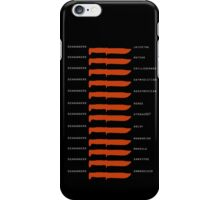 Seananners - The Hidden iPhone Case/Skin