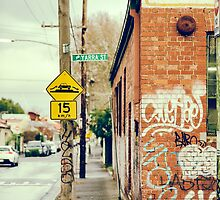 Abbotsford, Melbourne by jamespaullondon