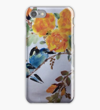 Gazing into the beauty iPhone Case/Skin