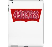 San Francisco 49ers Levi's Stadium without Text iPad Case/Skin