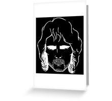 Patrick Swayze, Point Break Light Greeting Card