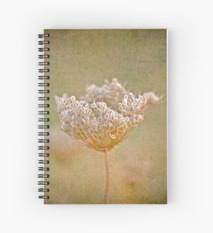 The Queen Spiral Notebook