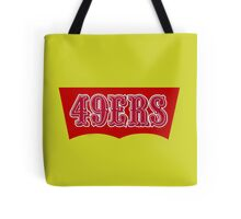 San Francisco 49ers Levi's Stadium without Text Tote Bag