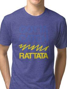 Gotta Catch E- Tri-blend T-Shirt