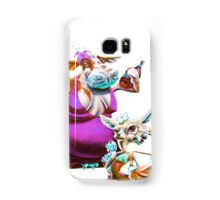 Silly Fat Cow and a Two-faced B***h Samsung Galaxy Case/Skin