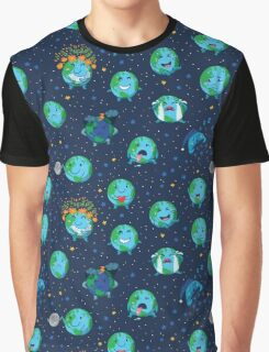 Every day is Earth Day Graphic T-Shirt