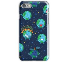 Every day is Earth Day iPhone Case/Skin