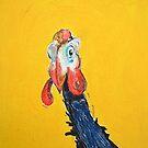 The 'Mad' Pintade by Barbara Craig