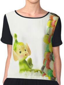 Holly the Pixie Elf Chiffon Top