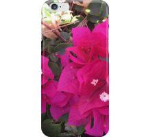 Bougainvillea iPhone Case/Skin