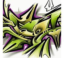 Graffiti - Zbel Photographic Print
