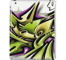 Graffiti - Zbel iPad Case/Skin