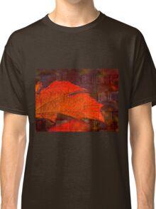 Fiery Wall Classic T-Shirt