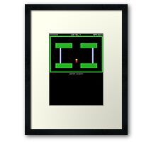 Secret Collect! Framed Print